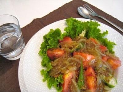 ダイエットカレーライスのレシピ……300kcalダウン!
