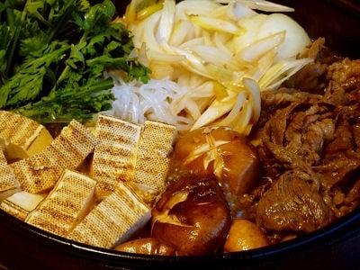 ごちそう家庭料理、不動の人気鍋「すき焼き」