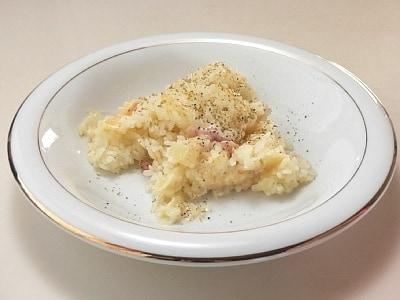 お菓子で料理!炊き込みポテトチップドリア