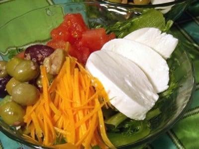イタリアンサラダのレシピ!イタリア人はインサラトーナ