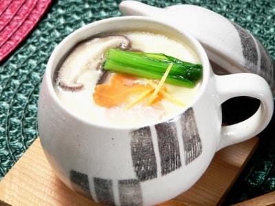 茶碗蒸しの失敗しない作り方!家にある材料で、なめらか時短レシピ