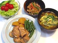 低炭水化物食