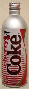 チェリーコーク500mlボトル缶