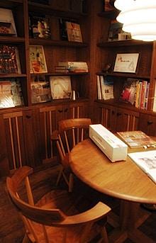 ノルスクカフェの内観