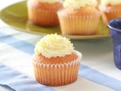簡単カップケーキ&クリームチーズフロスティングレシピ