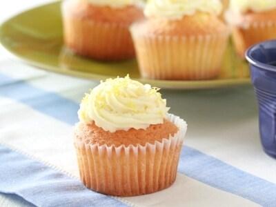 簡単カップケーキ&クリームチーズフロスティング
