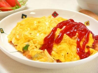 ふわとろオムライスの作り方!美味しい卵料理レシピ