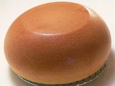炊飯器で作る、基本のスポンジケーキ