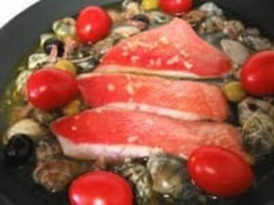 アクアパッツァの簡単20分レシピ!絶品魚料理の作り方