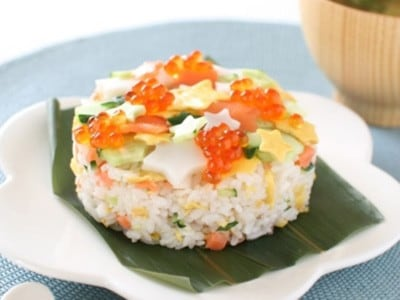 七夕ちらし寿司の作り方!星空を散りばめた酢飯料理レシピ