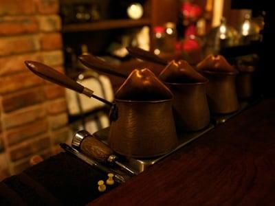 銅製のイブリック