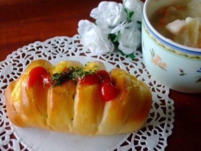 ウインナーロールパンの作り方!生地から作る簡単おかずパンレシピ