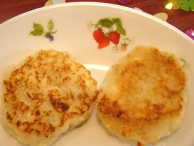 れんこんで幼児食!チーズ焼きの人気レシピ(9ヶ月~幼児まで)