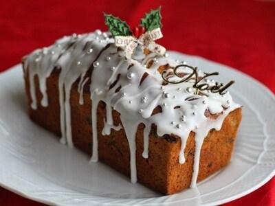プレゼントにぴったり、簡単で豪華なフルーツケーキ