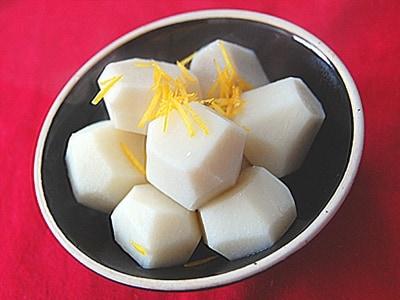 「里芋の含め煮」のレシピ!お正月の人気おせち料理