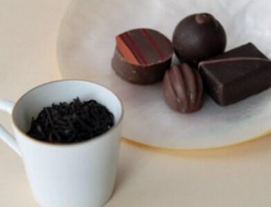 素敵な人といっしょに、幸せチョコを食べたい