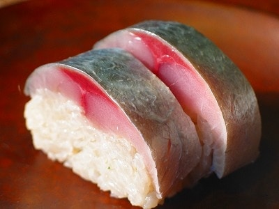 しめ鯖(さば)の作り方