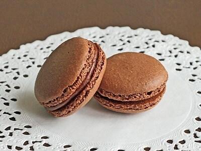 チョコレートマカロンのレシピ・作り方!簡単、失敗なしの作り方
