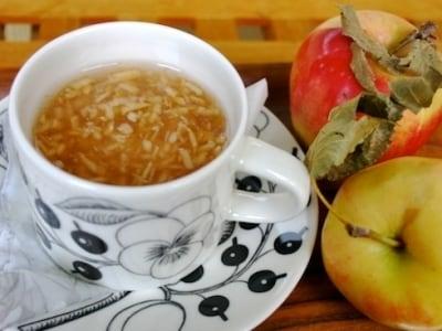 りんごを使ったフィンランドの離乳食レシピ