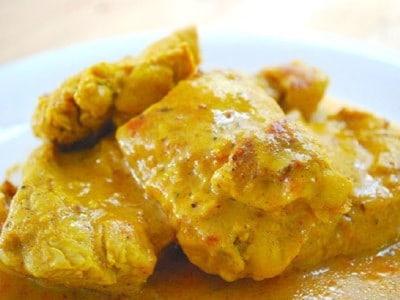 ヨーグルトカレーチキンの作り方!まろやかなカレー料理レシピ