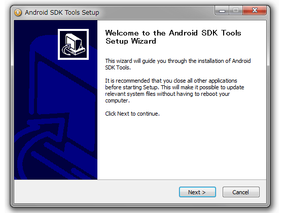 Gc tools android sdk