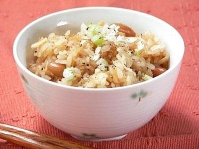 カップヌードル炊き込みご飯……お菓子で作る料理レシピ!