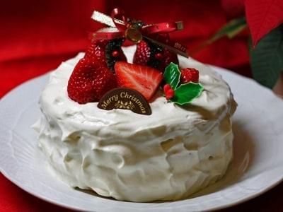 オーブンなしでできるクリスマスホットケーキ