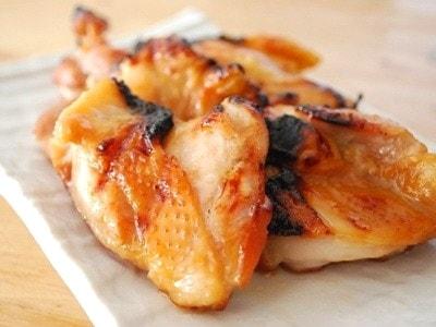 安心便利な日持ちおかず、鶏肉の味噌漬け焼き