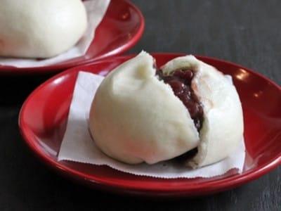 あんまんの簡単レシピ!蒸したてがおいしい人気お菓子の作り方