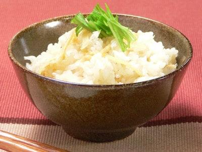 炊き込み生姜ご飯のレシピ・作り方