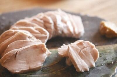 炊飯器で簡単! 「デトックス」豚ヒレハム
