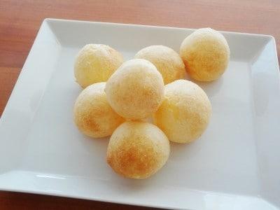 ポンデケージョ~タピオカ粉を使ったもちもちパン~