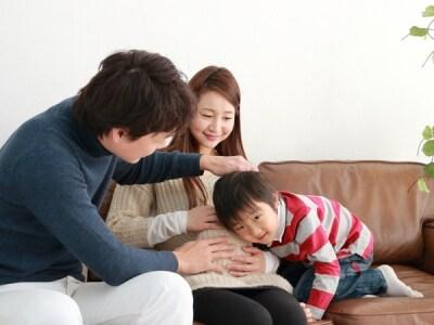 妊娠中の上の子の抱っこは、一体いつまで、どの程度(時間)までできる?