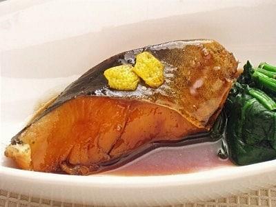 フライパン1つで簡単、銀だらの煮付けの作り方
