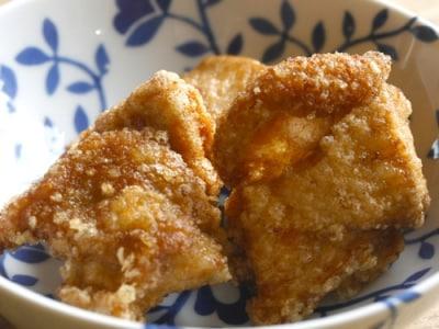 安い肉でも臭みがなくおいしい鶏の唐揚げ