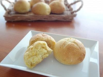 コーンパン レシピ
