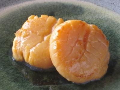 タンドリーチキン風ホタテのソテー