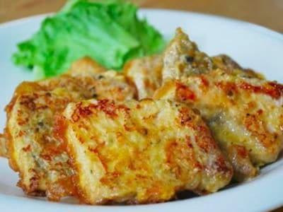 ポークピカタのレシピ!冷凍保存もOK、豚ロース肉で作る方法