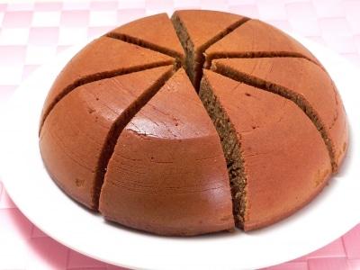 コーヒー味の炊飯器ケーキの作り方!簡単お菓子レシピ