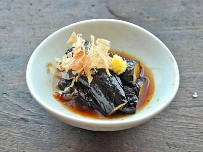 茄子の揚げ出しの作り方!美味しいなす料理レシピ