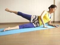 太ももの横側の筋肉を意識