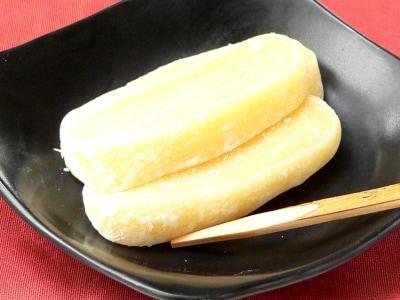 切り餅で作る、もちもちでほんのり甘い「バター餅」