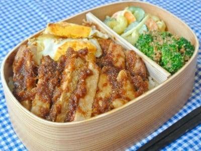 生姜焼き弁当の作り方!食べ盛りも満足の豚肉料理レシピ