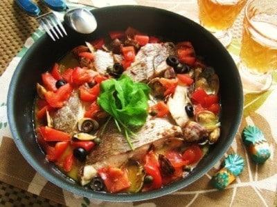 アクアパッツァを切り身で作る簡単レシピ