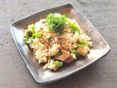 しらすと大葉の和風じゃこチャーハンの作り方!簡単ご飯料理レシピ
