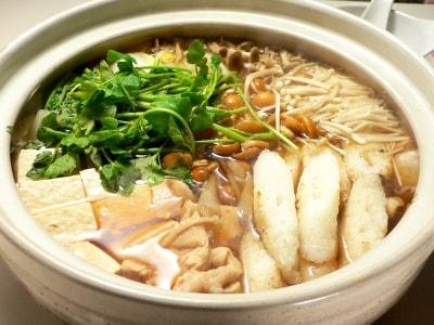 秋田名物きりたんぽ鍋の作り方!おいしいスープの簡単レシピ