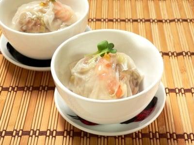 生春巻きシューマイ(焼売)のレシピ!もちもちにする作り方