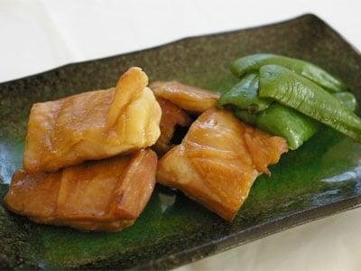 鶏のオーブン照焼
