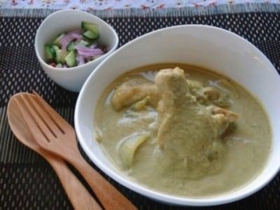 イエローカレーの作り方!美味しいタイ料理レシピ