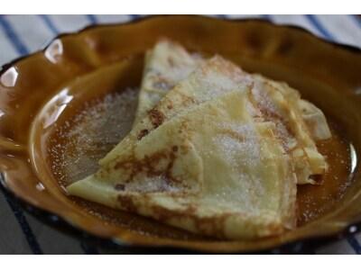 2月2日に食べたい!甘くて、シンプルなクレープ